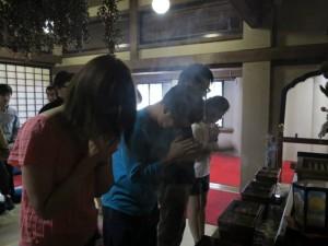 お寺の文化・習慣